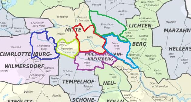 Hvor skal man bo i Berlin