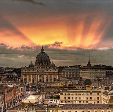 Vatikanet Bydele